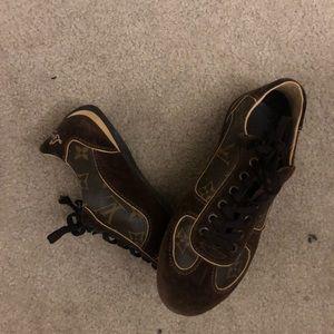 Louis Vuitton shoe